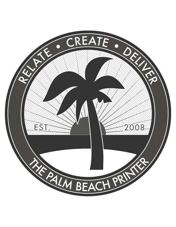 The Palm Beach Printer