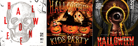 Halloween Invite Templates
