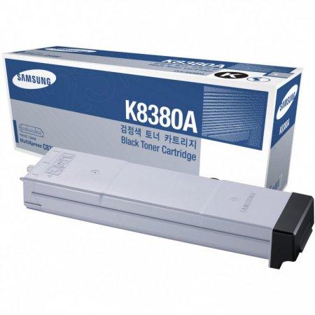 Samsung CLX-K8380A Black Toner Cartridges