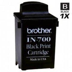 Brother OEM IN700 Black Ink Cartridges