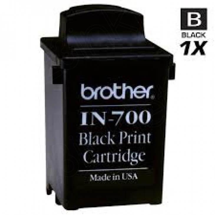 Brother OEM IN700 Black Ink Cartridges