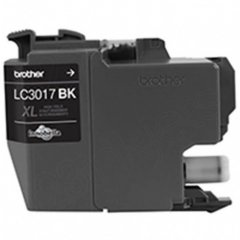 Brother OEM LC3017BK High Yield Black Ink Cartridges