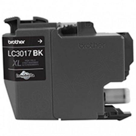 Brother OEM LC3017BK High Yield Black Ink Cartridges