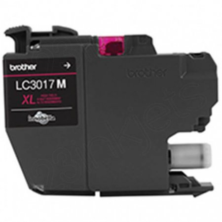 Brother OEM LC3017M High Yield Magenta Ink Cartridges