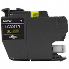 Brother OEM LC3017Y High Yield Yellow Ink Cartridges