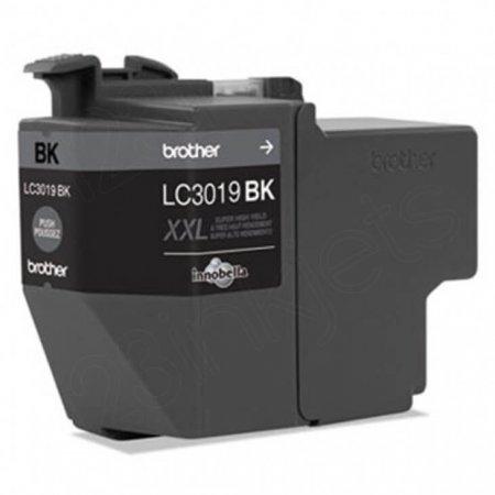 Brother OEM LC3019BK Super High Yield Black Ink Cartridges