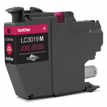 Brother OEM LC3019M Super High Yield Magenta Ink Cartridges