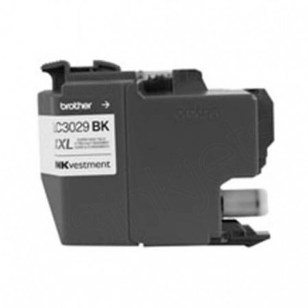 Original Brother LC3029BK Super High Yield Black Ink Cartridges