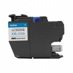 Original Brother LC3029C Super High Yield Cyan Ink Cartridges