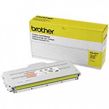 Brother TN02Y Yellow OEM Laser Toner Cartridge