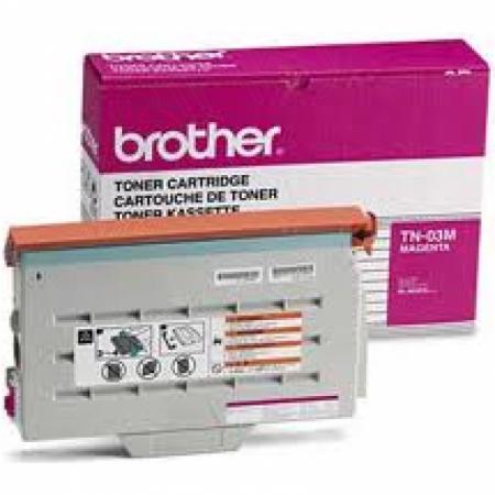 Brother TN03M Magenta OEM Laser Toner Cartridge