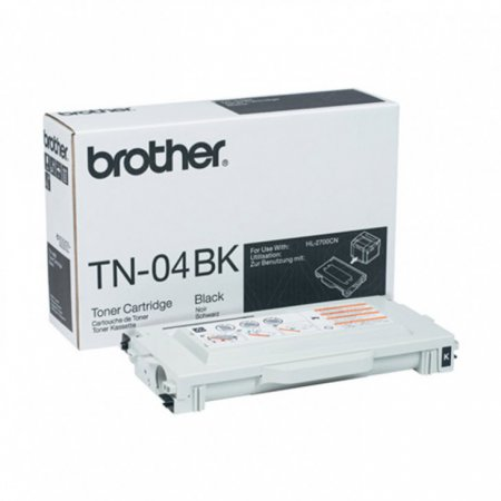 Brother TN04BK Black OEM Laser Toner Cartridge