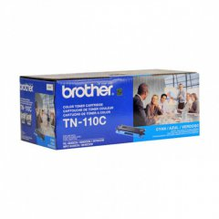 Brother TN110C Cyan OEM Laser Toner Cartridge