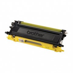 Brother TN110Y Yellow OEM Laser Toner Cartridge
