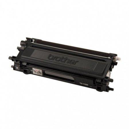 Brother TN115BK High Yield Black OEM Laser Toner Cartridge