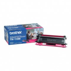 Brother TN115M High Yield Magenta OEM Laser Toner Cartridge