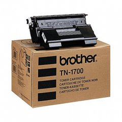 Brother TN1700 High Yield Black OEM Laser Toner Cartridge
