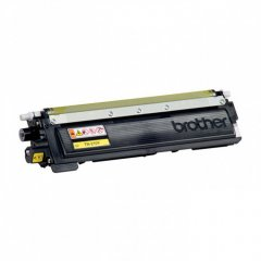 Brother TN210Y Yellow OEM Laser Toner Cartridge