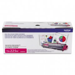 Brother TN225M High Yield Magenta OEM Laser Toner Cartridge