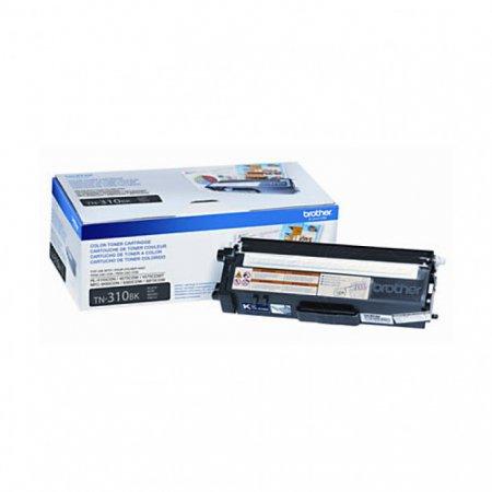 Brother TN310BK Black OEM Laser Toner Cartridge