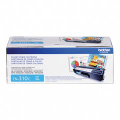 Brother TN310C Standard Yield Cyan OEM Toner Cartridge