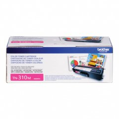 Brother TN310M Magenta OEM Laser Toner Cartridge