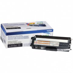 Brother TN315BK High Yield Black OEM Laser Toner Cartridge