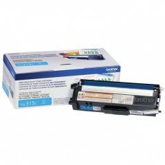 Brother TN315C High Yield Cyan OEM Laser Toner Cartridge