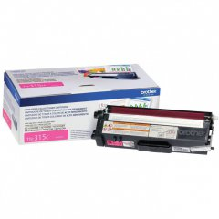 Brother TN315M High Yield Magenta OEM Laser Toner Cartridge