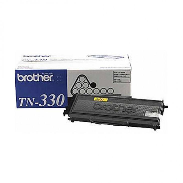 Brother TN330 Standard Yield Black OEM Toner Cartridge