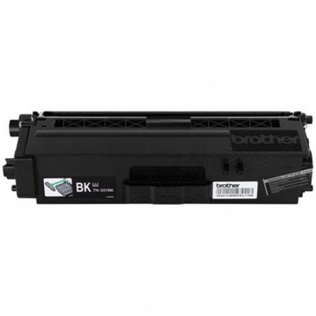 Brother TN331BK Black OEM Toner Cartridge