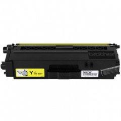 Brother TN331Y Yellow OEM Toner Cartridge