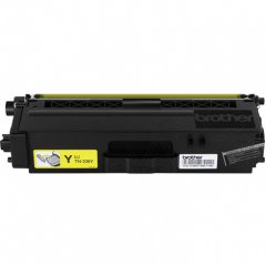 Brother TN336Y HY Yellow OEM Toner Cartridge