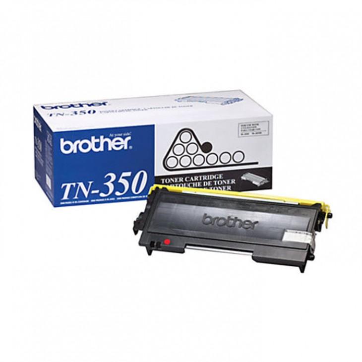 Brother TN350 Black OEM Laser Toner Cartridge