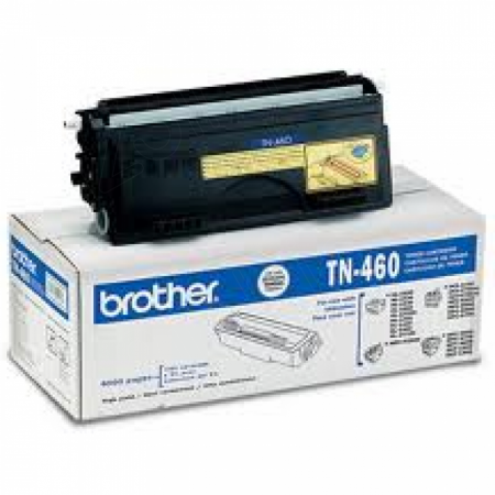 Brother TN460 High Yield Black OEM Laser Toner Cartridge