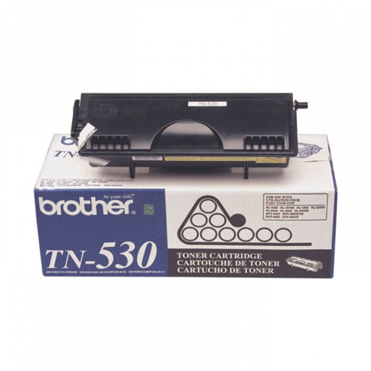 Brother TN530 Standard Yield Black OEM Toner Cartridge