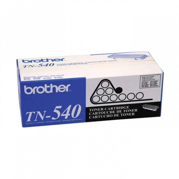 Brother TN540 Black OEM Laser Toner Cartridge