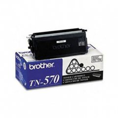 Brother TN570 High Yield Black OEM Laser Toner Cartridge