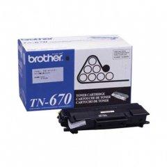 Brother TN670 Black OEM Laser Toner Cartridge