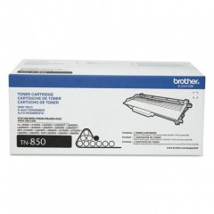 Brother TN850 High Yield Black OEM Laser Toner Cartridge