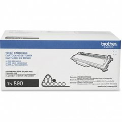 Brother TN890 Ultra High Yield Black OEM Laser Toner Cartridge