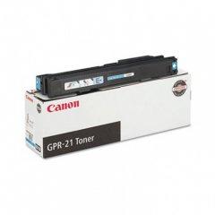 Canon 0261B001AA (GPR-21) OEM Cyan Laser Toner Cartridge