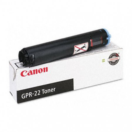 Canon 0386B003AA (GPR-22) OEM Black Laser Toner Cartridge