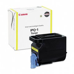 Canon 0400B003AA (IPQ-1) OEM Yellow Laser Toner Cartridge