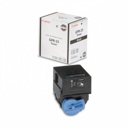 Canon 0452B003AA (GPR-23) OEM Black Laser Toner Cartridge