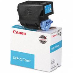 Canon 0453B003AA (GPR-23) OEM Cyan Laser Toner Cartridge