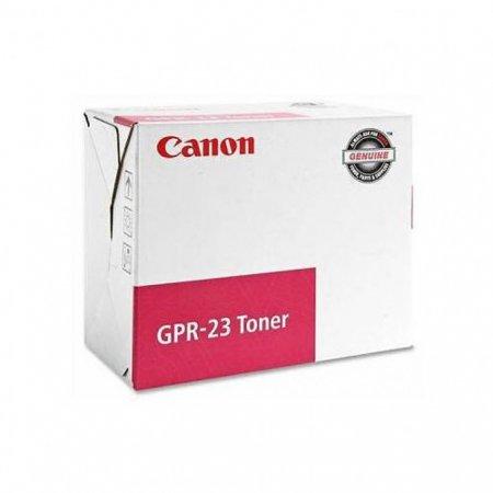 Canon 0454B003AA (GPR-23) OEM Magenta Laser Toner Cartridge