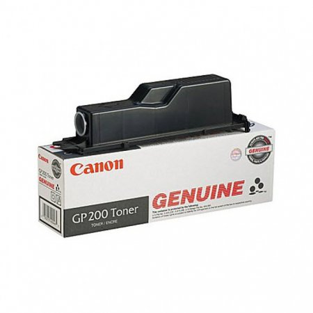 Canon 1388A003AA (GP-200) OEM Black Laser Toner Cartridge