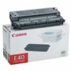 Canon 1491A002AA (E-40) OEM Black Laser Toner Cartridge