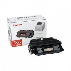 Canon 1559A002AA (FX-6) OEM Black Laser Toner Cartridge